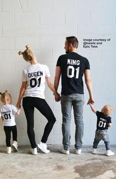 filho e filha